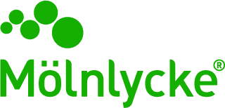 Mölnlycke Benelux logo
